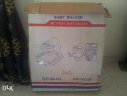 Baby Walker (No MONEY Needed)