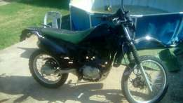 125cc on off road bike