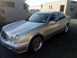 Mercedes Benz CLK 430 automatic for sale R69500