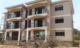 KISAASI:6 Units apartment ,mailo land,for sale at 950million