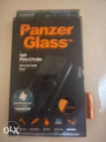 Panzer Glass For iPhone 12 Pro Max