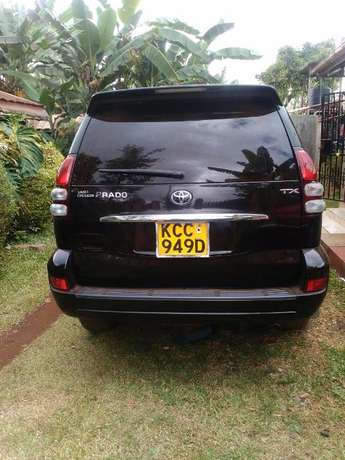 2008 Black Prado for Sale Nairobi CBD - image 2