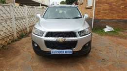 Chevrolet Captiva 2.4 LT Automatic Still In A Good Condition For Sale