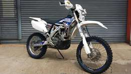 Yamaha YZ250F 2013 With WR Conversion R39900