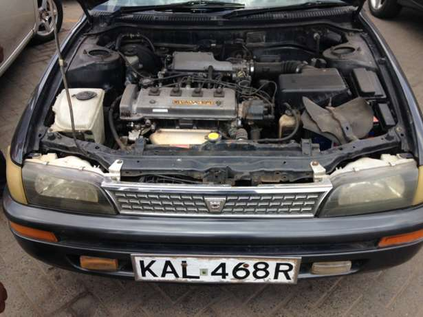 xtreamly Clean Toyota 5speed manual 100 se limited 5A engine Nairobi CBD - image 3