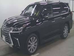 Lexus lx570, 2016 brand new, fully loaded, leather, finance available