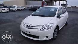 TOYOTA / AURIS CHASSIS # NZE151-108 year 2010