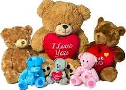 Small Imported Teddy Bears