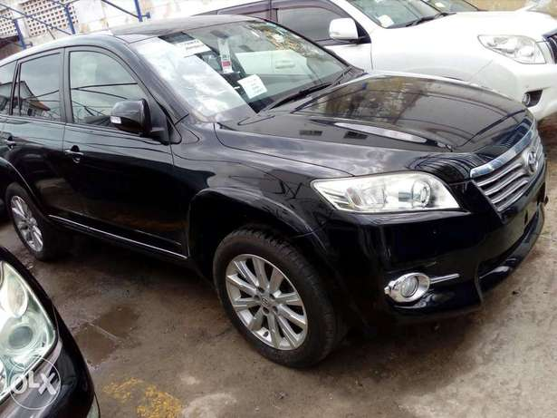 Toyota vanguard black Color New plate number fresh import exquisite bl Mombasa Island - image 5