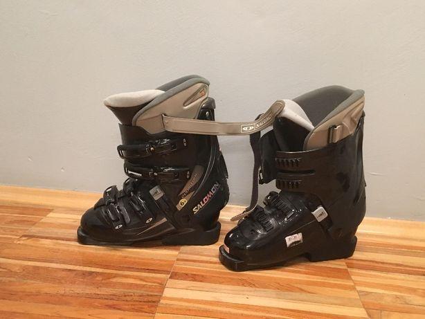 Buty narciarskie SALOMON evolution 6.0 na narty ferie