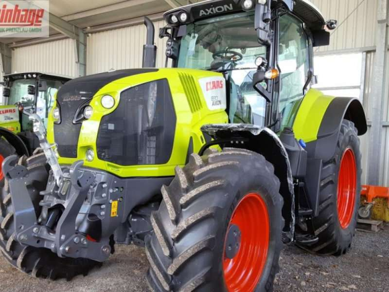 Claas Axion 830 CEBIS - 2017