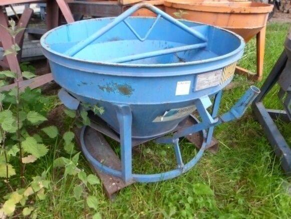 c-20 concrete mixer for sale by auction - 2019