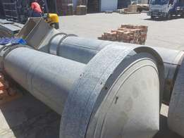 Spray Booth extractor uit items