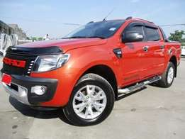 2012 Ford Ranger Fresh Import.