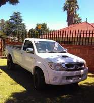Well kept Toyota Hilux 3.0 D4D - 2009