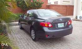 Corolla 2010 just three month used