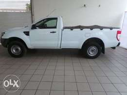 2015 Ford Ranger 2.2TDCi Single Cab Diesel Engine Manual Gearbox