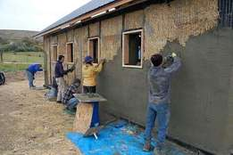 Plastering drywalling partitions painting,& Renovations ceilings