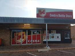 Bottle Store Business for Sale