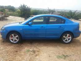 Mazda 3 2006 for a cool price