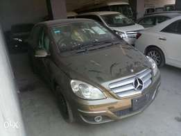 Mercedes B180 KCN number