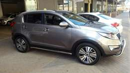 Kia sportage crdi 2014 model for sale