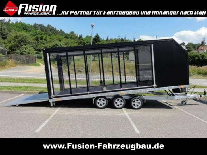 Racing Transporter Show-Racer 560x210x170cm 3,5t
