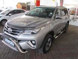 Pre Owned Toyota - Fortuner IV 4.0 4x4 Auto