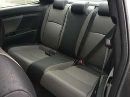 Lovely leather seats cars