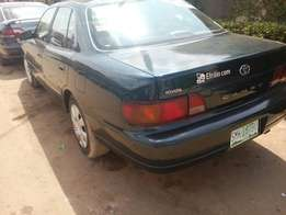 Registered 1996 Toyota Camry LE - Fabric+4Plugs