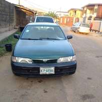Nissan Almera 1996 Model (Nigeria Used)