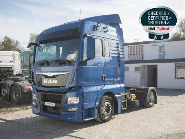 MAN TGX 18.360 4X2 LLS-U - 2014