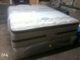 Brand New Sleepmasters queen size pillow top beds from R 2999