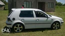 R21,900 Golf 4 for sale