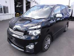 TOYOTA / VOXY CHASSIS # ZRR70-038 year 2010