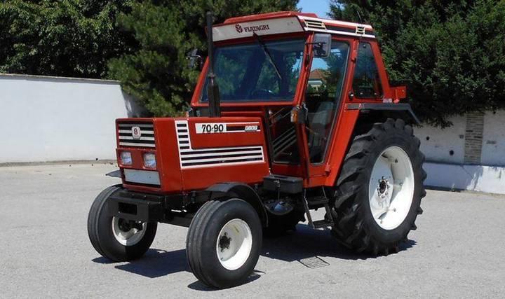 Fiat 70-90 - 1987
