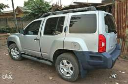 Neat and strong 2007 Xterra for sale. Full option