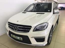 Mercedes-Benz ML ML63 AMG Premium Edition for sale