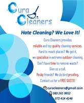 Building Cleaning by Cura Cleaners