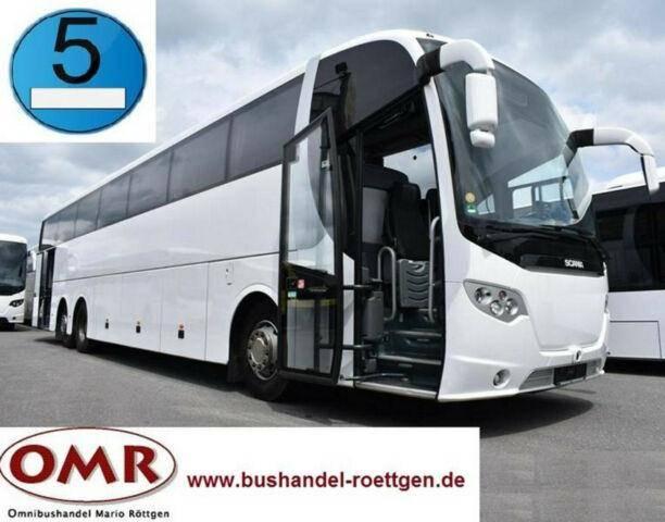 Scania OmniExpress / Touring / 417 / 580 / Travego - 2013