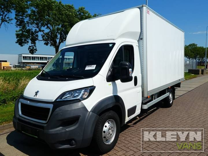 Peugeot BOXER 35 2.2 HDI 149 dkm - 2015