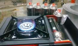 Affordable, potable gas stove brand new