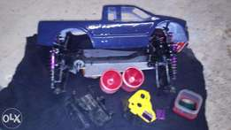Schumachers RC Truck Chassis