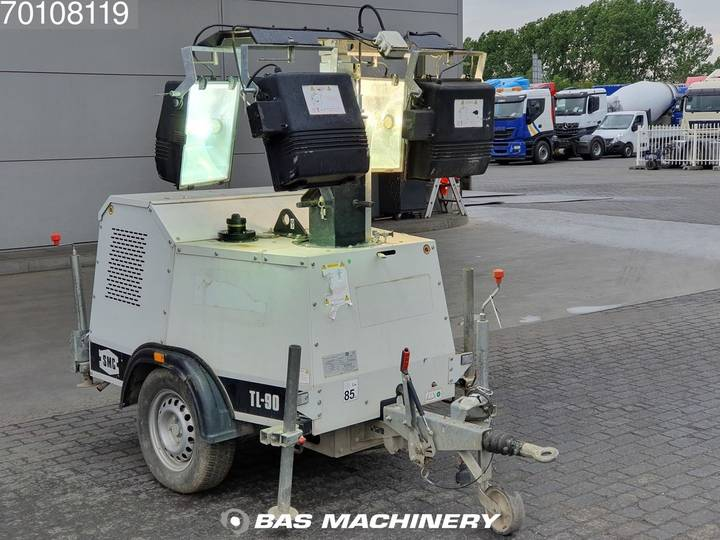 SMC TL-90 LIKE NEW - LOW HOURS - 2014 - image 3