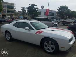 Newly imported Dodge Challenger