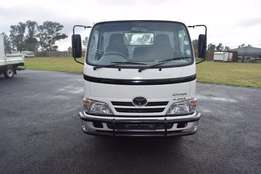 Toyota Flat deck DYNA 4093 Truck for sale