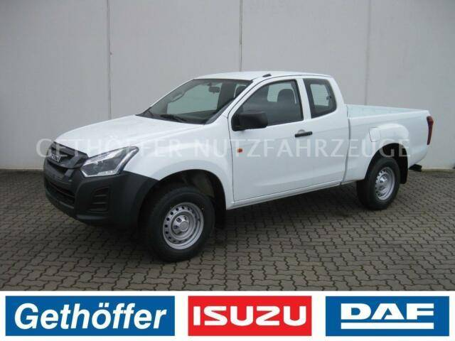 Isuzu D Max Space Cab Basic AT Euro 6 AHK Last 3,5t