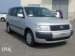 Toyota probox F extra package