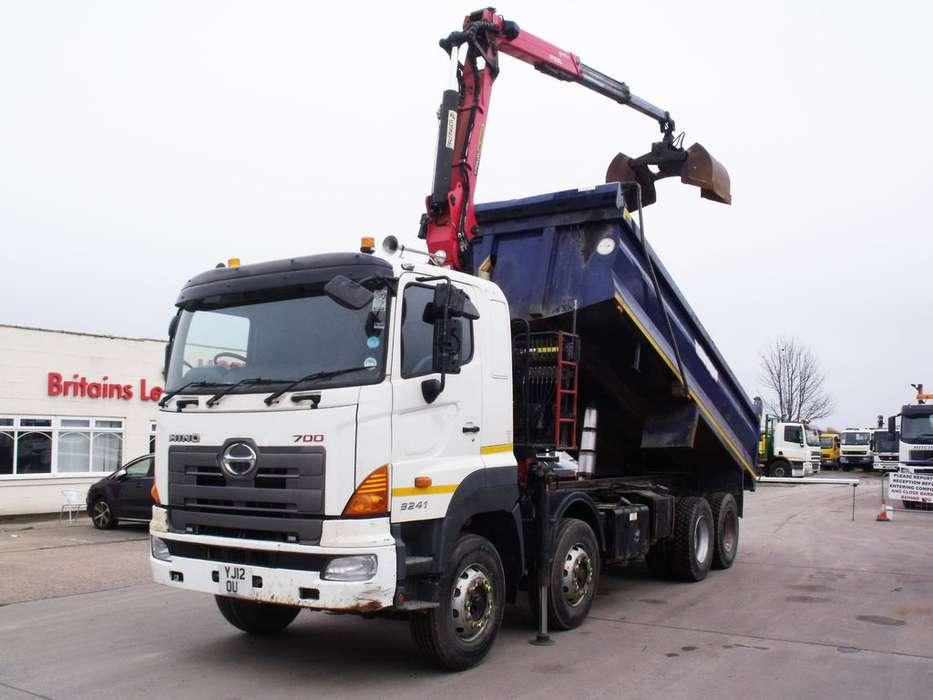 Hino 700 3241 - 2012