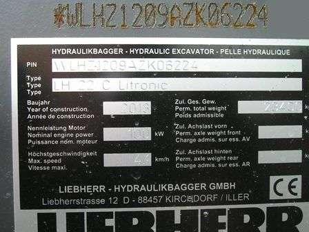 Liebherr Lh 22c Litronic - 2013 - image 20